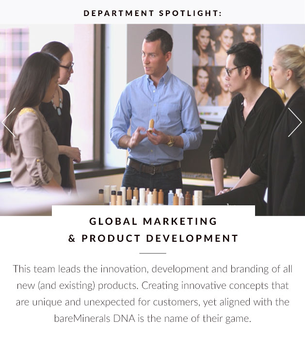 Global Marketing and Product Development
